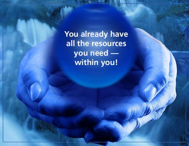 resources within you